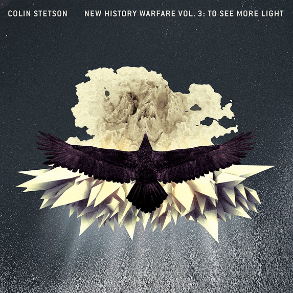 Design de l'album par Tracy Maurice, avec l'assistance de Matt Moroz.