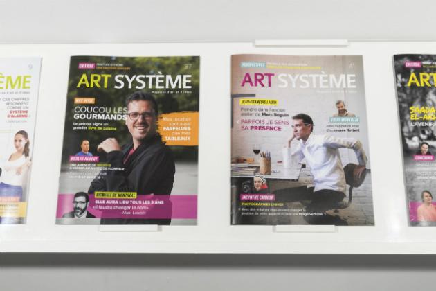Détail de l'exposition Art Système de Vincent Lafrance à la Galerie Les Territoires, 2014. Crédits photographiques: Guy L'Heureux