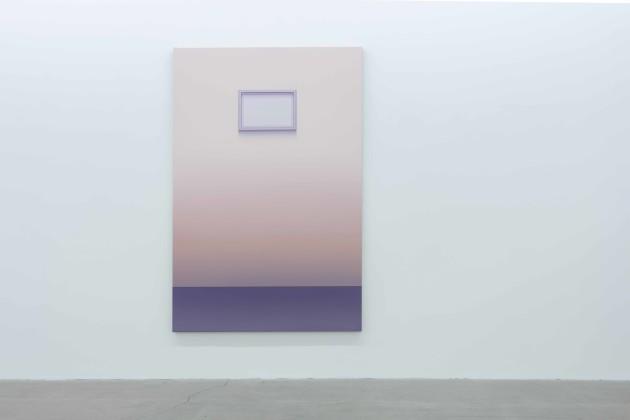 Vue de l'exposition Pierre Dorion avec l'œuvre Venezia (RW), 2015, Galerie René Blouin, du 31 octobre au 19 décembre 2015. Crédit photo : Richard-Max Tremblay