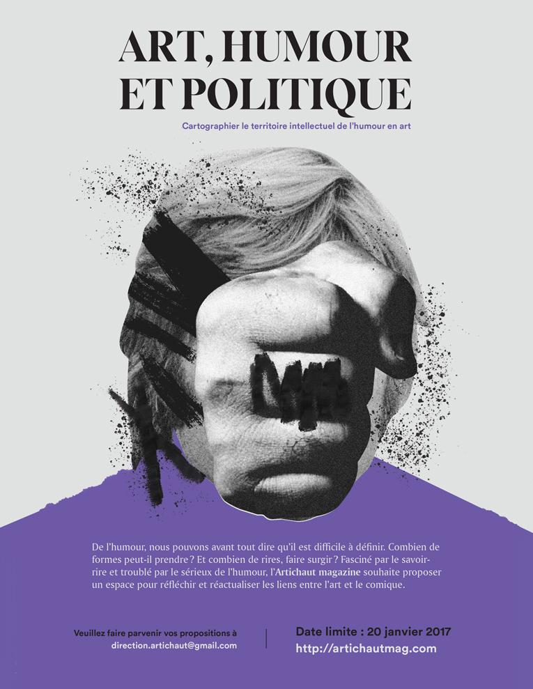 Affiche par Maxime Francout