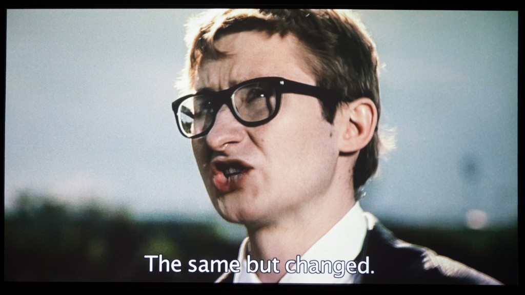 Yaël Bartana, Extrait de Mary Koszmary (Nightmares), 16mm transféré sur vidéo, 10 min. 50 sec., 2007.